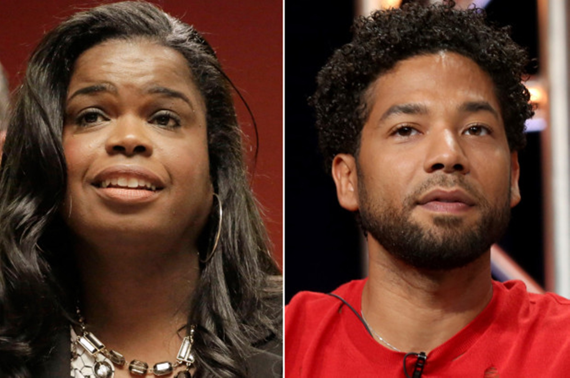 Kim Foxx Jussie Smollett Empire
