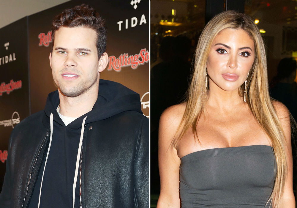 Kim Kardashian's Ex HusbandKris Humphries Spotted Getting Flirty With Her Bestie Larsa Pippen At Coachella
