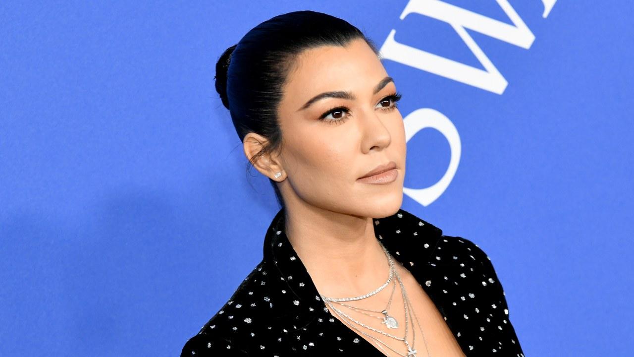 Kourtney Kardashian 'Loving The Single Life' At 40 — But She Still Wants 'More Kids'