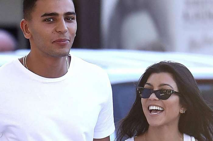 Kourtney Kardashian And Younes Bendjima Exchange Flirty Instagram Messages Is Romance Blooming Again?