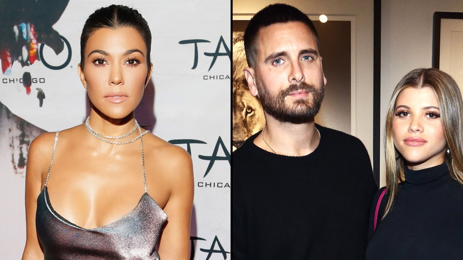 Kourtney Kardashian Celebrates Her Birthday With Scott Disick, Sofia Richie And The Kids In Finland