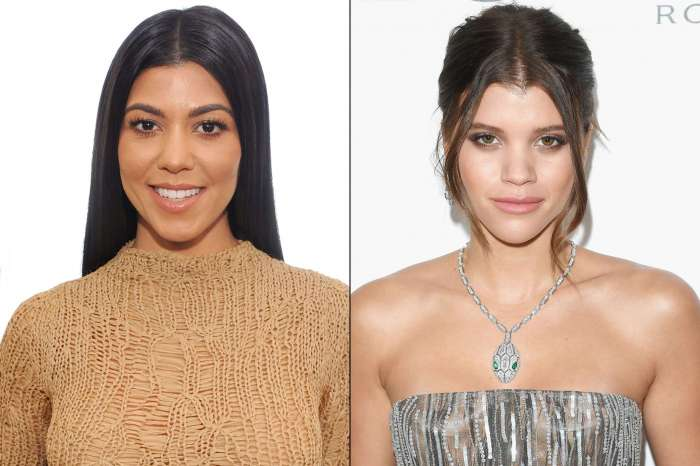 Sofia Richie Thinks Of Kourtney Kardashian As Her Role Model And Inspiration - Here's Why!
