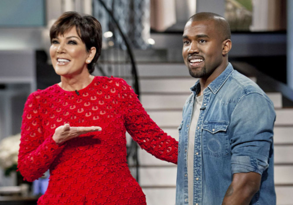 Kris Jenner Hopes Kanye West Can Keep KUWK On The Air