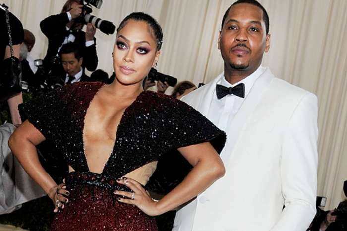 Lala Anthony Is 'Done' Having Kids With Carmelo Anthony After His Alleged Mistress Claims He's Not In Their Child's Life