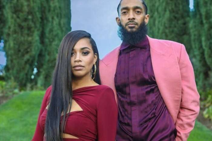 Lauren London Gets Love From Tiny Harris, Tamar Braxton, And Chaka Khan After Posting New Nipsey Hussle Tribute Picture