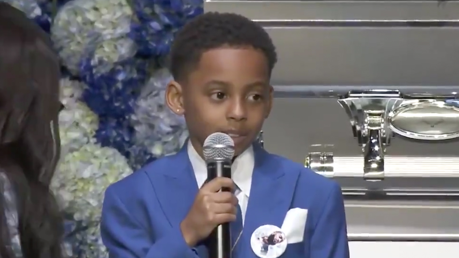 Reginae Carter Is Proud Of Her Brother, Kameron Carter, Who Spoke At Nipsey Hussle's Memorial Service - Tiny Harris Feels The Same Way - See The Video