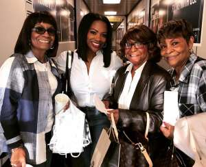 Kandi Burruss Shows Her Weight Loss In Skimpy Outfit Picture As She Introduces Mama Joyce, Aunt Nora, And Aunt Bertha's Cooking To Wider Audience