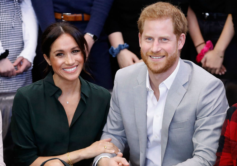 Meghan Markle And Prince Harry Make Thier Split From William And Kate Official With Their Own Instagram Account