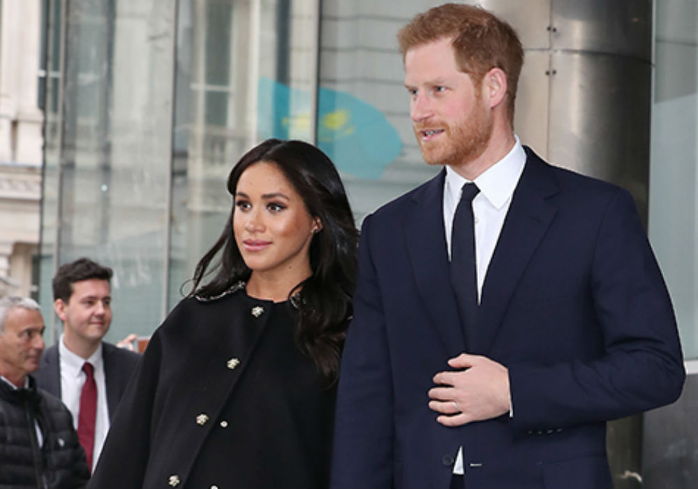 Duchess Kate and Prince Harry Put on a Show of Unity