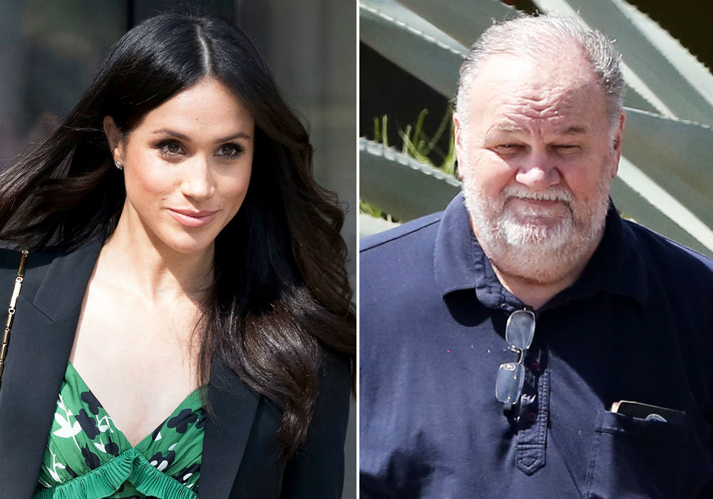 Meghan Markle Will Never Let Her 'Opportunist' Father Thomas Markle Meet Baby Sussex