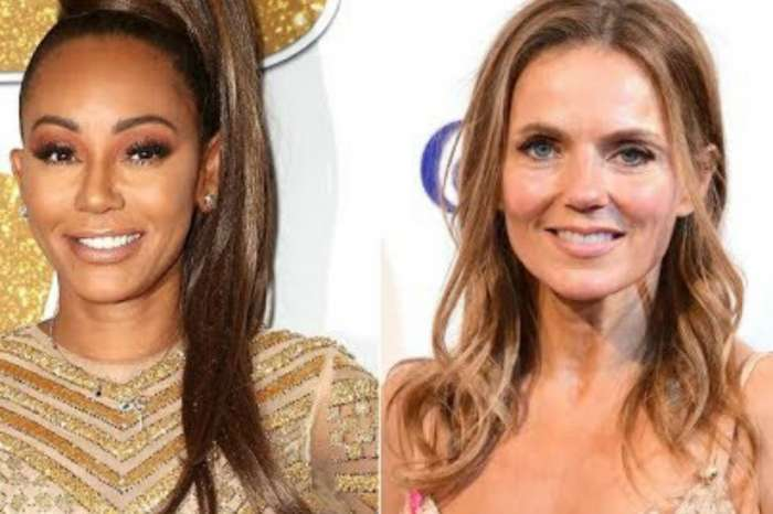 "Geri Halliwell Denies Mel B. Sex Claim Calls Her Words ""Very Hurtful"""
