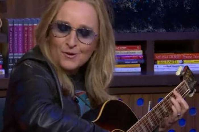 Melissa Etheridge Admits Backlash Surrounding Angelina Jolie Divorce Comments Was A Tense Time