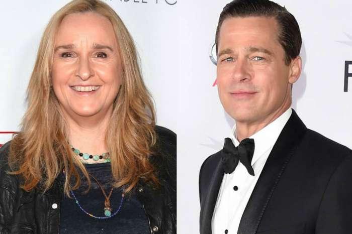 Melissa Etheridge's Kids Jokingly Wish That Brad Pitt Was Their Dad