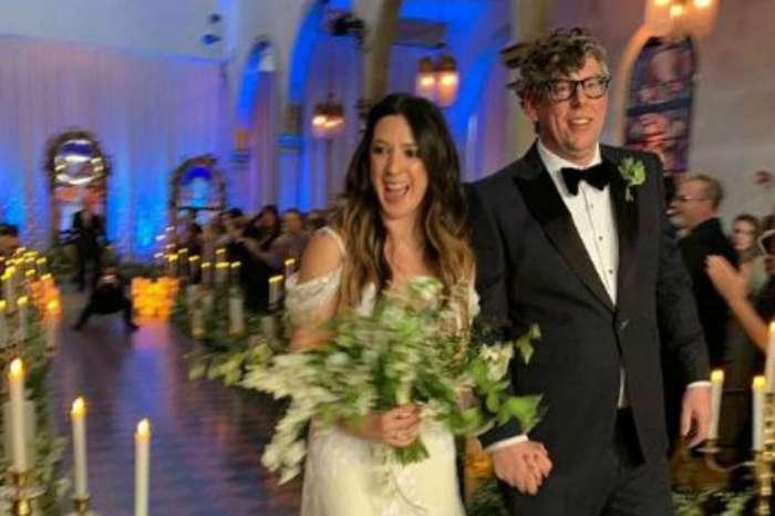 Michelle Branch Weds Boyfriend Black Keys Drummer Patrick Carney