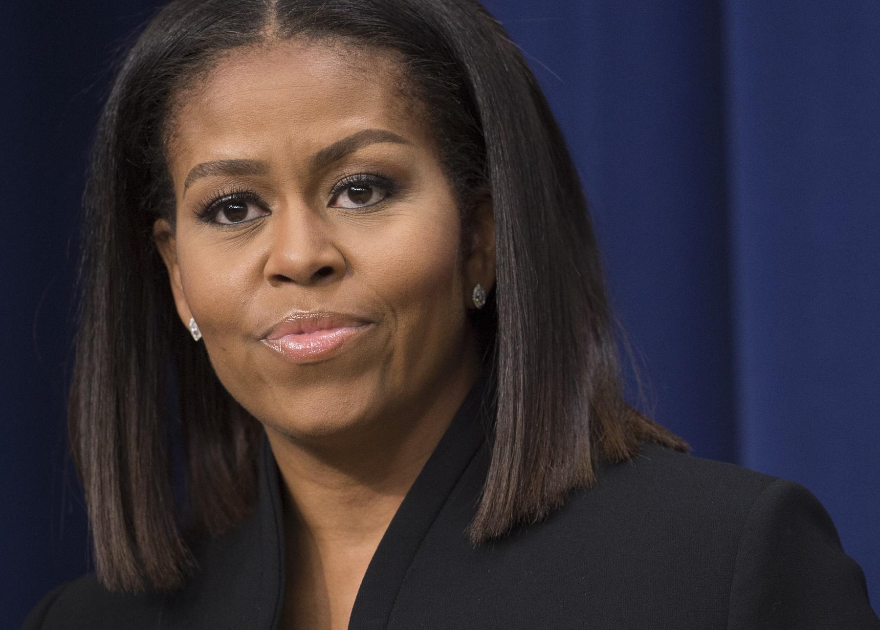 Michelle Obama Tomi Lahren Donald Trump