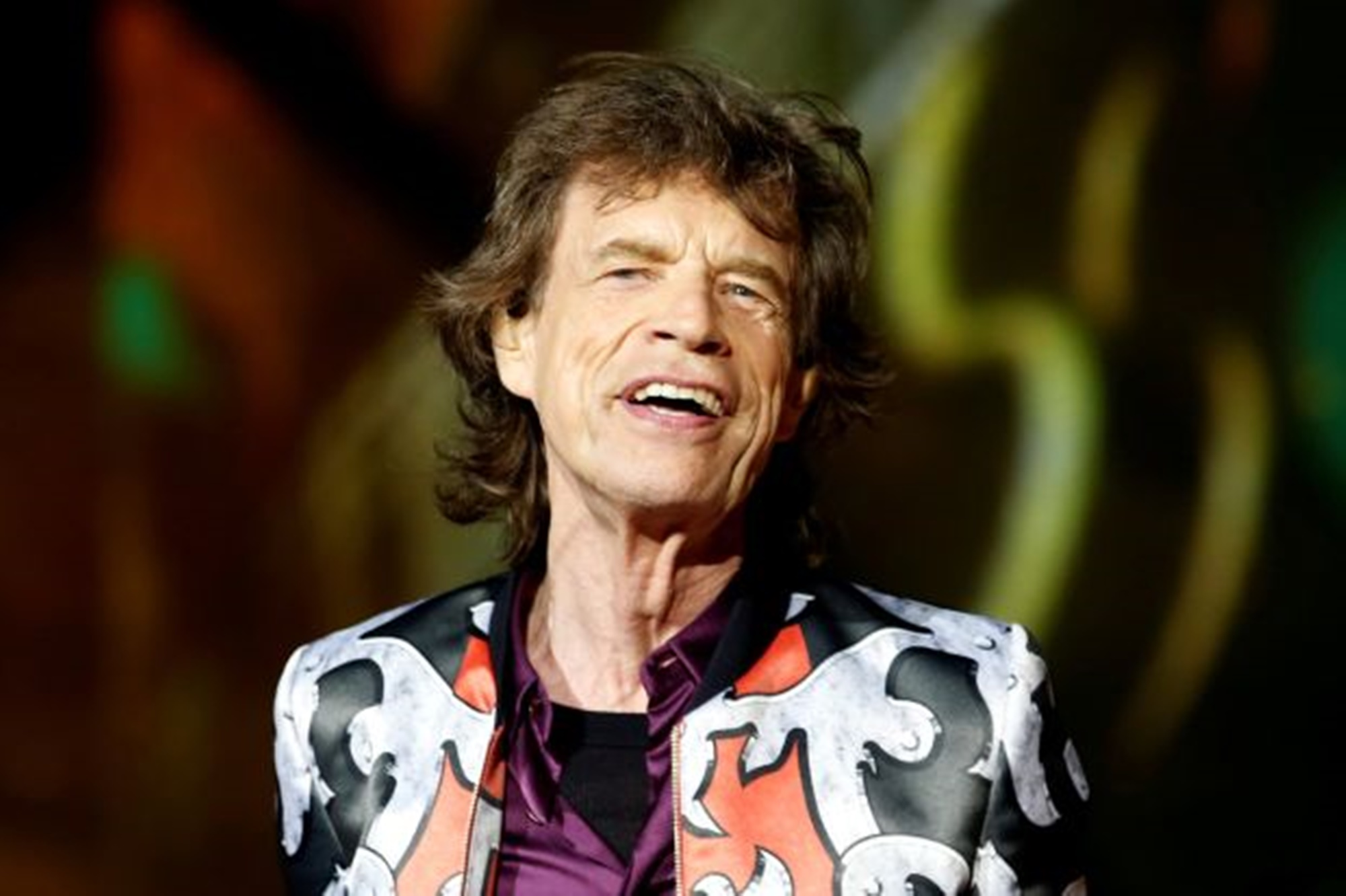 Mick Jagger Rolling Stones Tour