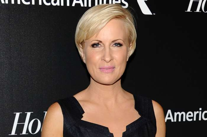 """In Defense Of Joe Biden, Mika Brzezinski Explains The Time She Received An """"Inappropriate Hug"""" From Donald Trump"""