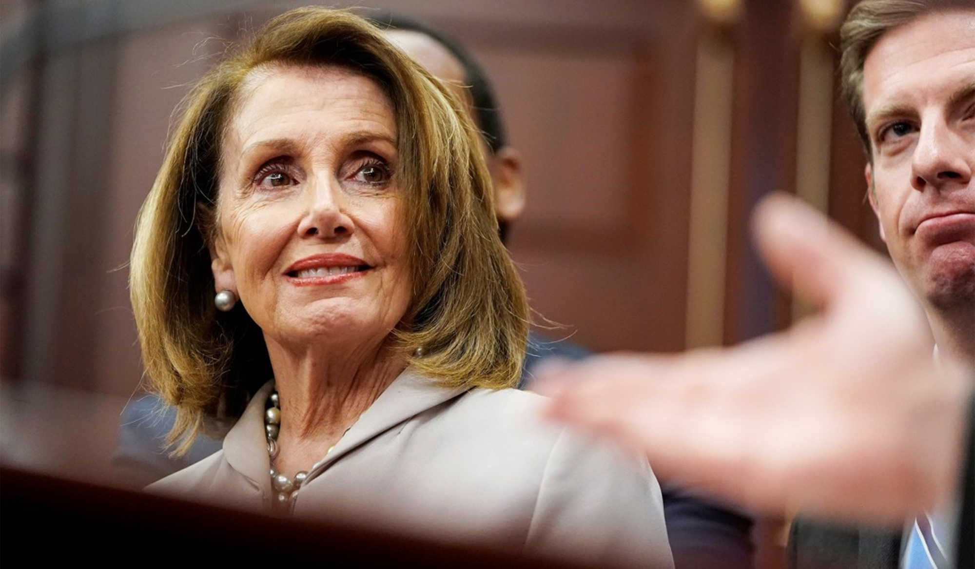Nancy Pelosi Joe Biden Democratic Ticket