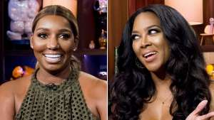 Kenya Moore Is 'Excited' To Get Her RHOA Peach Back - Nemesis NeNe Leakes Is 'Nervous'