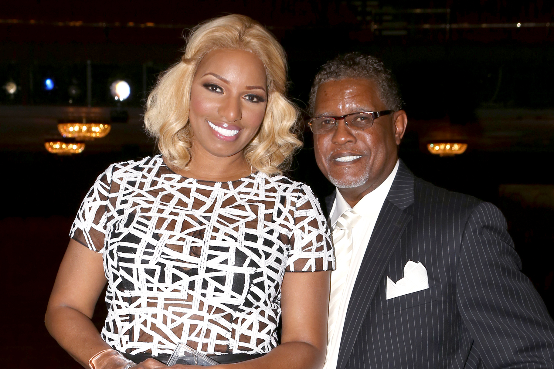 NeNe Leakes' Husband, Gregg Leakes Supports His Wife Amid Her Feud With Cynthia Bailey - People Are Not Here For It And Believe That 'His' Message Was, In Fact, Written By 'Manipulator' Nene
