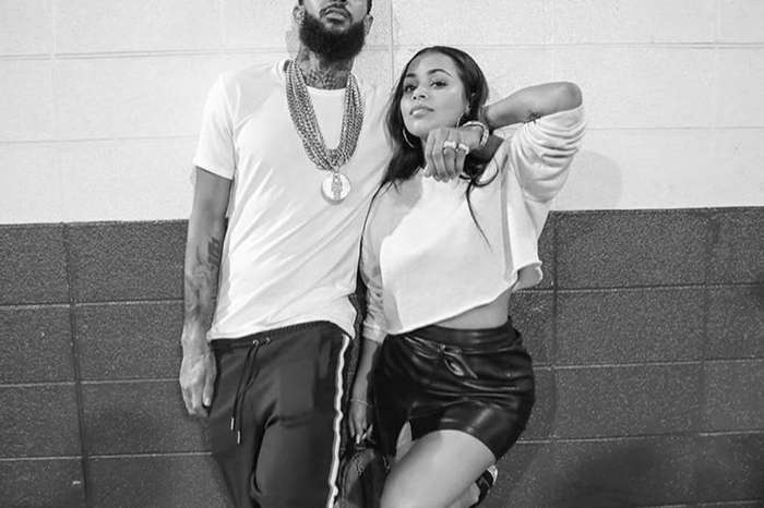 Lauren London Debuts Massive Tattoo Of Nipsey Hussle -- Photo Gives Fans Chills And Here Is Why The Rapper Will Always Be With Her