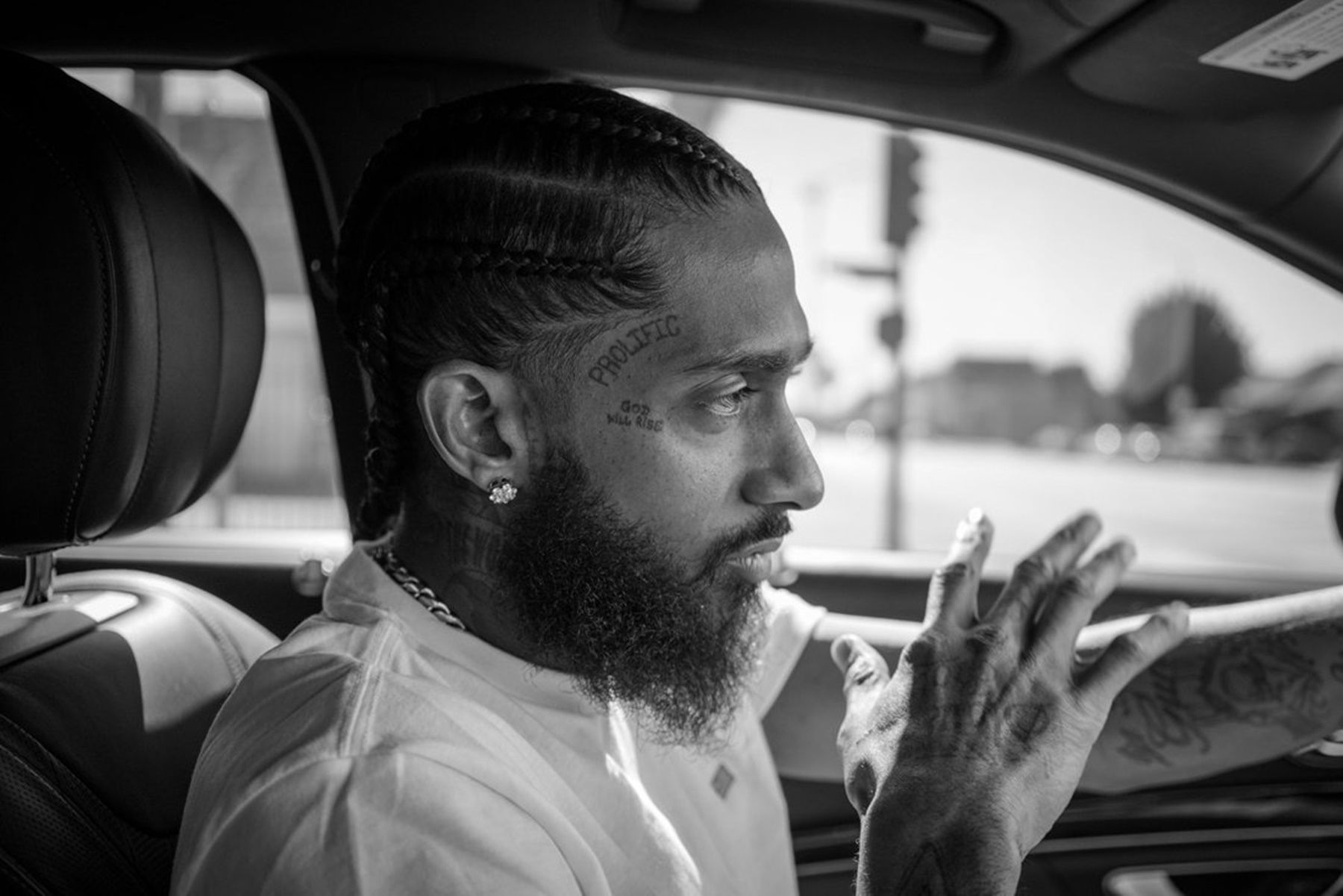 Nipsey Hussle Legacy The Game