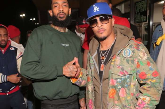 T.I. Claims He Knows Why A Leader For His Community Like Nipsey Hussle Was Killed In Viral Video