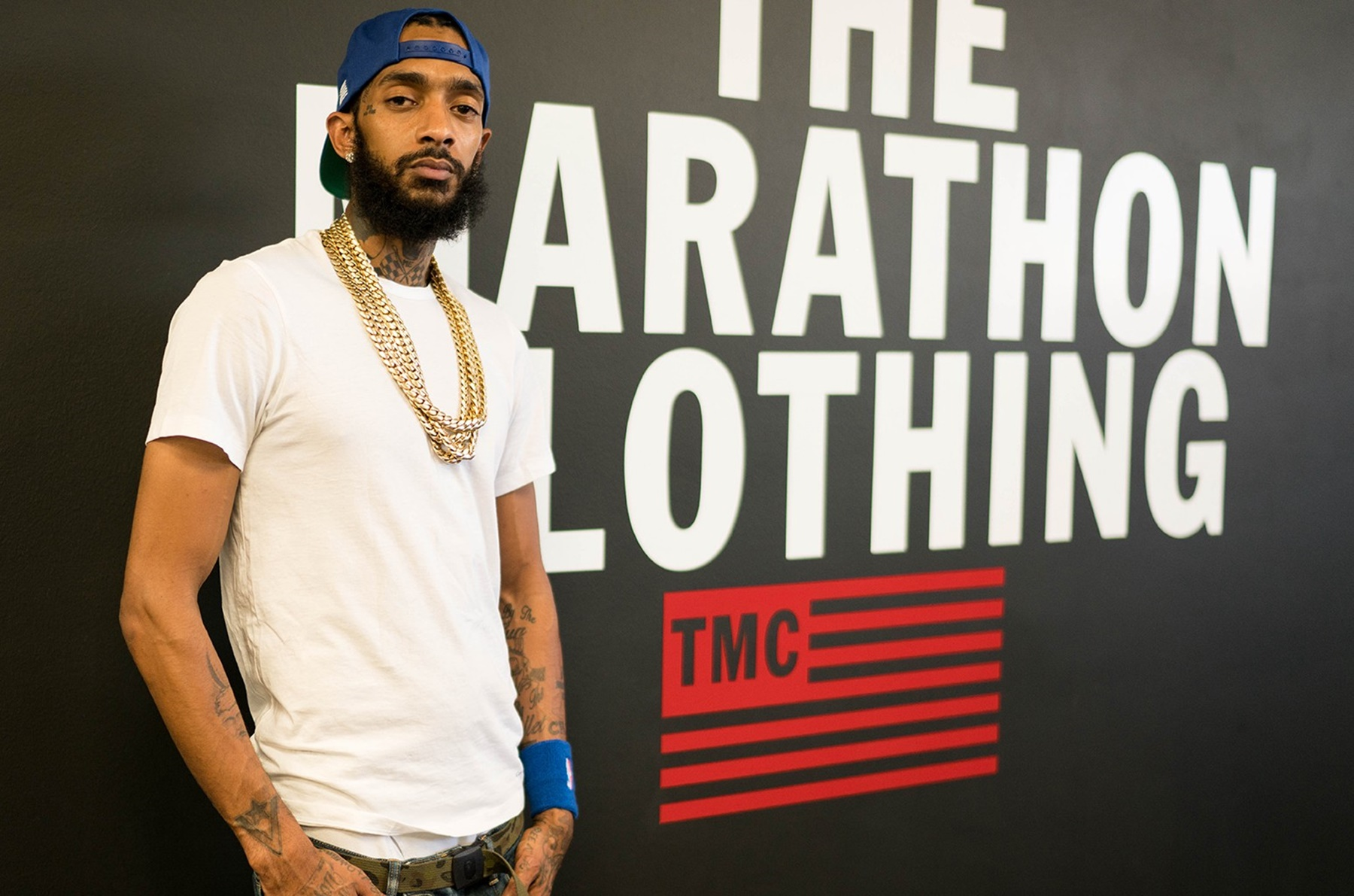 Nipsey Hussle The Game Marathon Continues