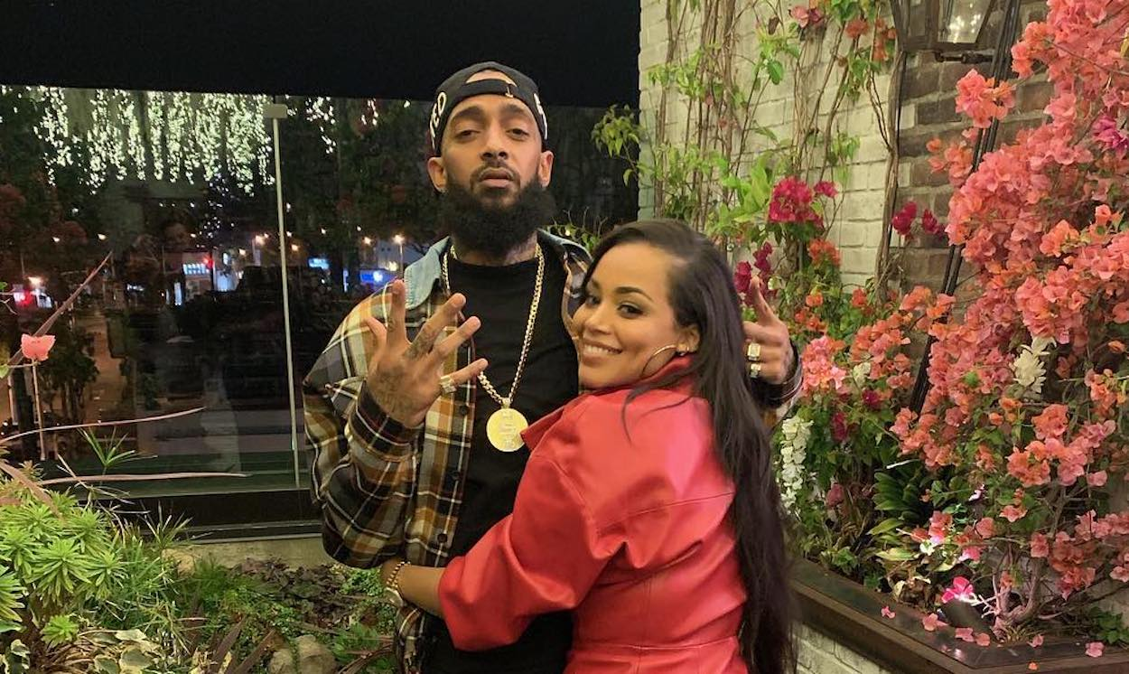 Nipsey Hussle's Brother Speaks After The Tragedy: 'He Was A Brother