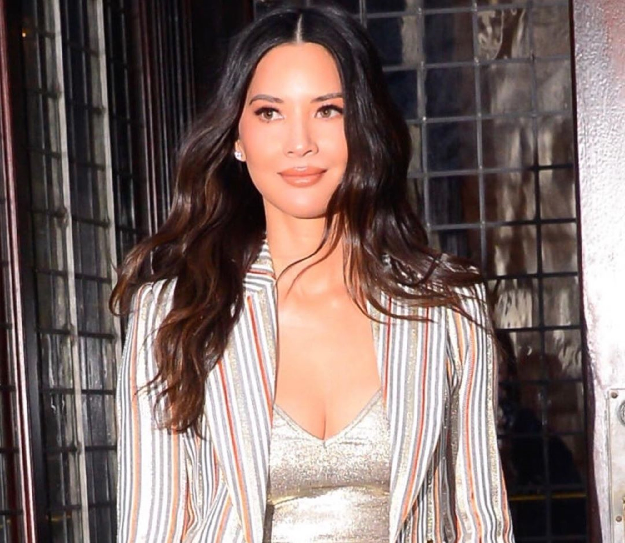 Olivia Munn Fashion Critics Post