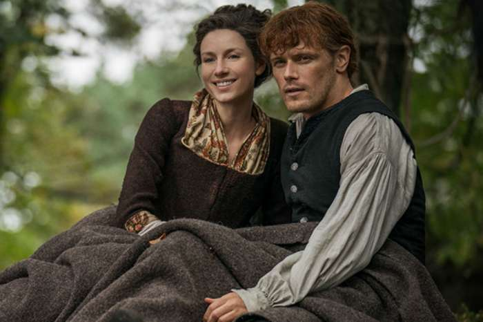 Outlander Season 5 First Look At Sam Heughan And Caitriona Balfe, Plus Secret Plot Details Revealed!