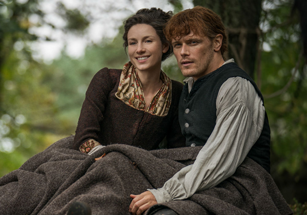 Outlander Season 5 First Look At Sam Heughan And Caitriona Balfe, Plus Secret Plot Details Revealed