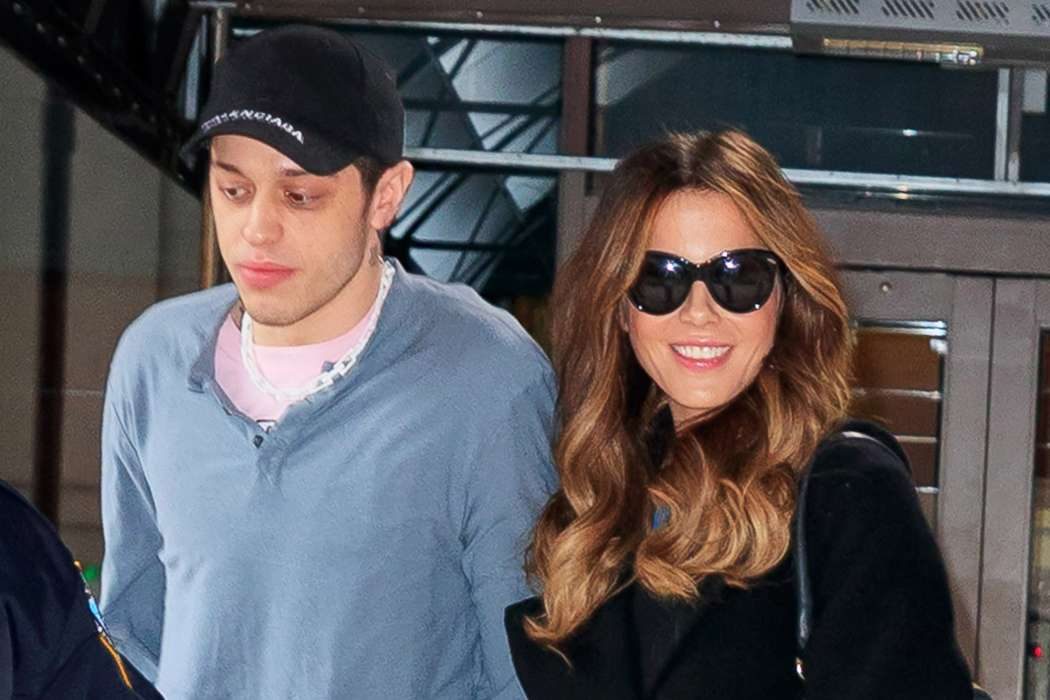 Here's The Real Reason For Pete Davidson And Kate