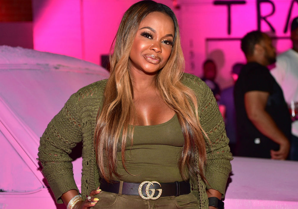 Phaedra Parks Reveals She Is 'Open' To Coming Back To RHOA