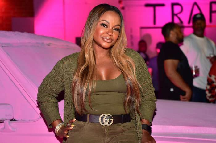 Phaedra Parks Confirms She Is In Talks To Rejoin 'RHOA'