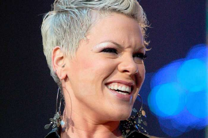 Pink Explains To Ellen DeGeneres On Her Show Why She Refuses To Post Pictures Of Her Kids