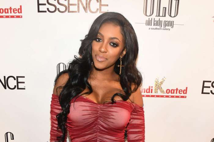 Porsha Williams Posts Bare Baby Bump Photo As She Teases Her Spin-Off Show!