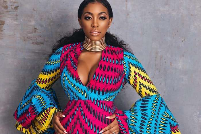 Porsha Williams Poses With Her Natural Look And The Baby In Her Arms: 'I Officially Don't Care What I Look Like' - Fans Defend Her From Haters Who Comment About Her Image