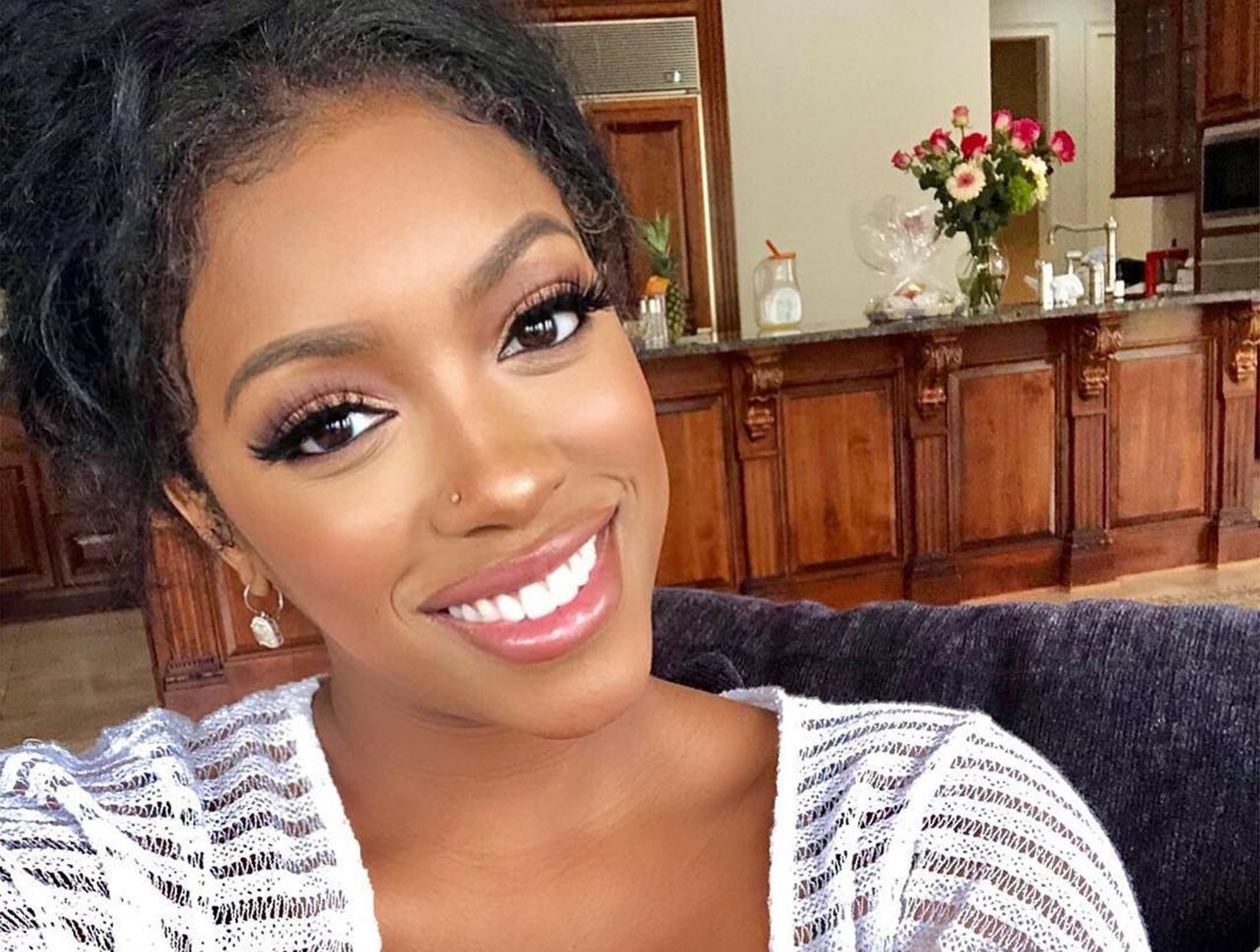 Porsha Williams Pilar Jhena McKinley Baby
