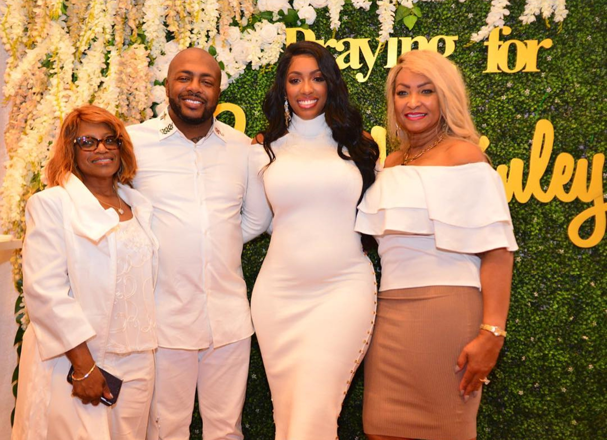 Porsha Williams' Mom Is The Best Grandma For Baby Pilar Jhena - See The Photo
