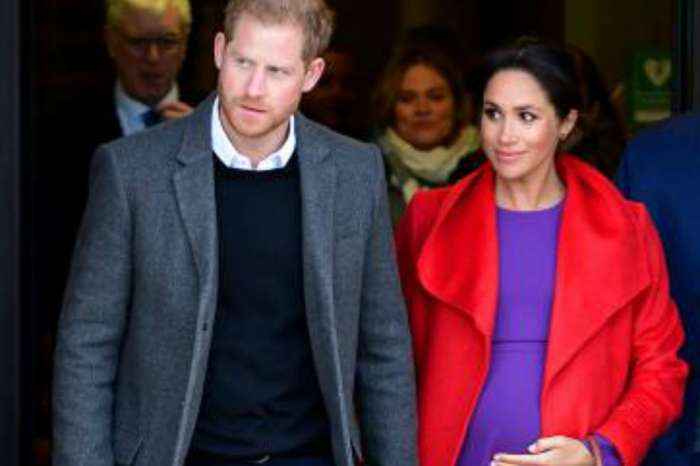Prince Harry And Meghan Markle Continue To Break Royal Rules During Her Pregnancy