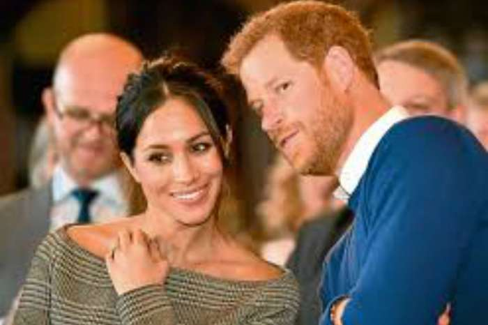 Prince Harry And Meghan Markle Share Royal Baby Update