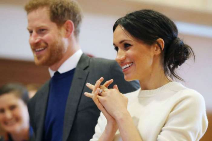 Did The Palace Just Reveal Prince Harry And Meghan Markle's Royal Baby Name?