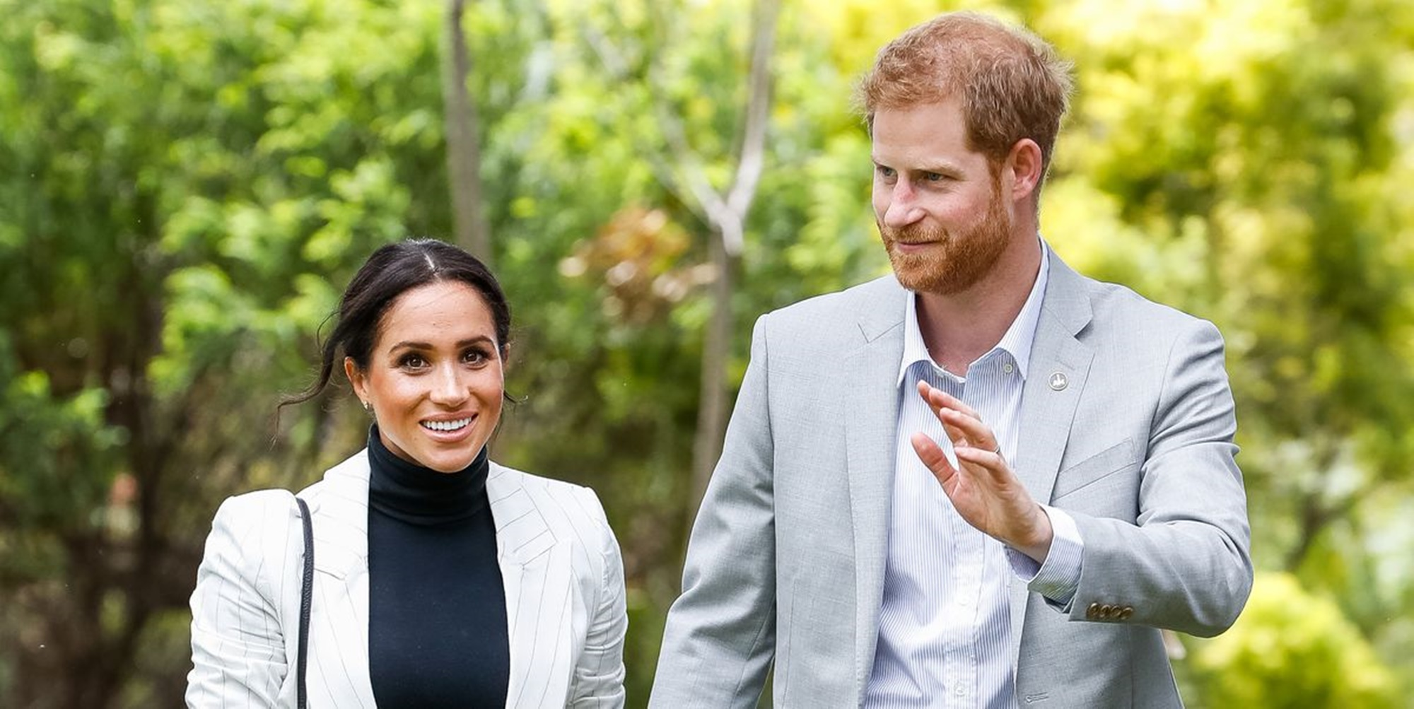 Prince Harry Meghan Markle The Queen Vegan