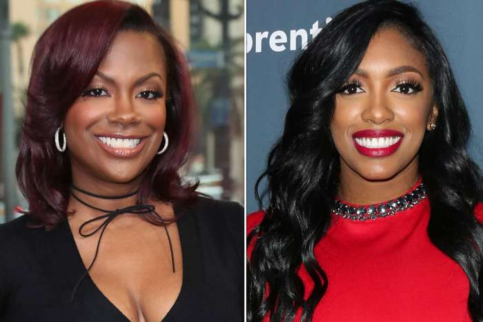 RHOA Star Kandi Burruss Claims Porsha Williams Was Drinking While Pregnant