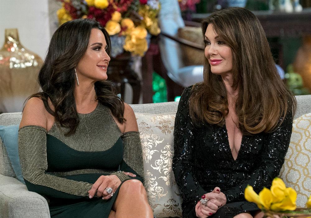 RHOBH Kyle Richards Denies That She Was Part Of A Plot To Take Down Lisa Vanderpump
