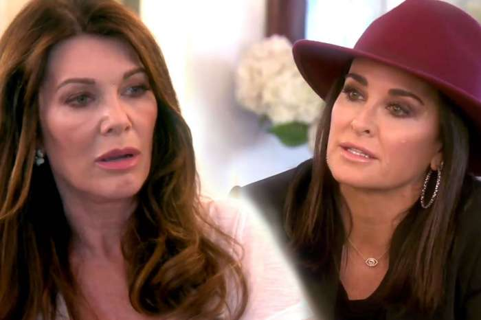 RHOBH Lisa Vanderpump Explains Her Emotional Reaction To Kyle Richards During Their Fight