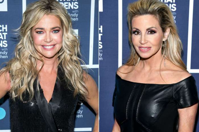 RHOBH Newbie Denise Richards Take On Camille Grammer In New Midseason Trailer
