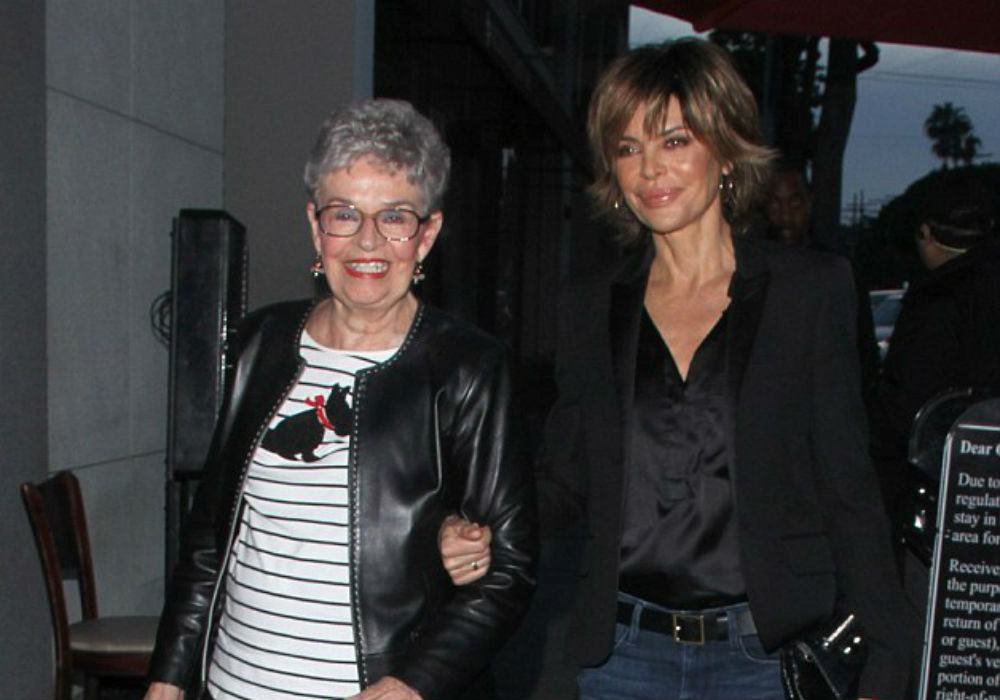 RHOBH Star Lisa Rinna's Mom Was Attacked By Serial Killer Known As The Trailside Killer