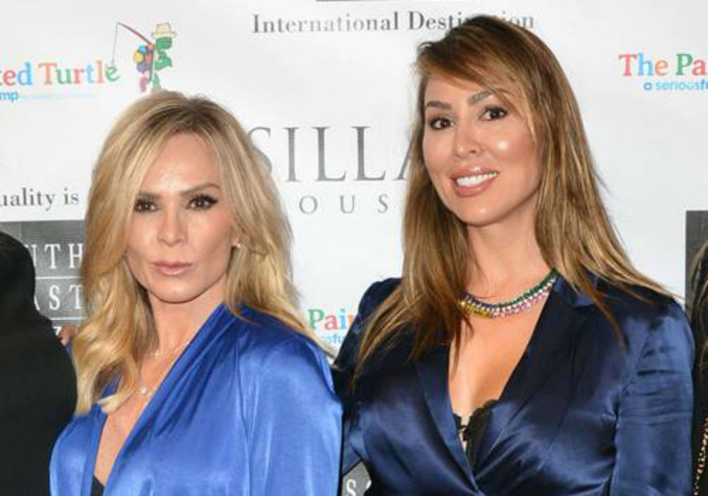 RHOC Kelly Dodd Slams 'Known Liar' Tamra Judge In New Season 14 Feud